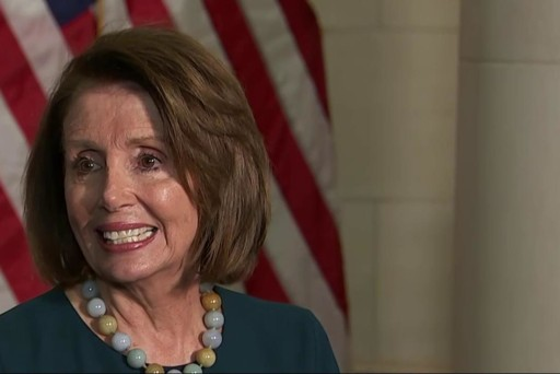 Pelosi holds off leadership challenge
