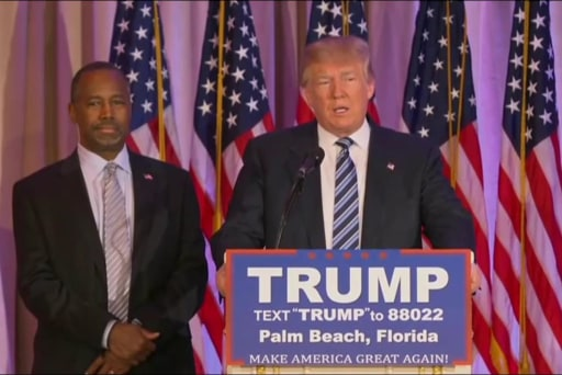 Ben Carson picked by Donald Trump as HUD...