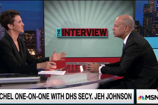Johnson holds out hope for DACA kids