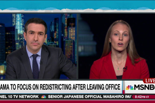 Democrats seek to reset GOP gerrymandering
