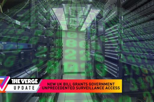 New UK surveillance bill grants government...
