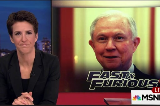 Sessions busted faking civil rights record