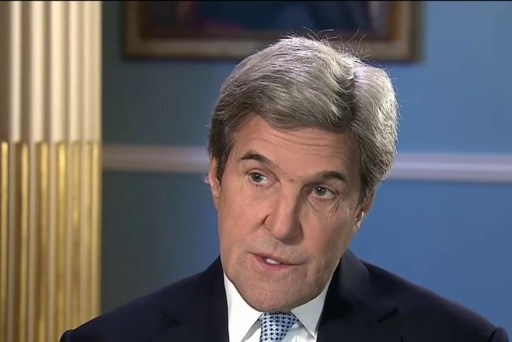 Kerry: Russia's actions 'totally...