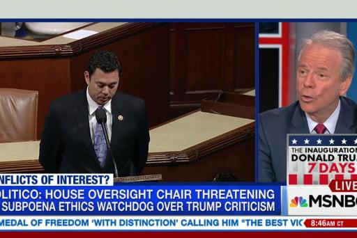 Ethics official: Trump's divestment plan...