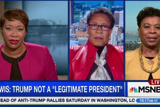 Congresswomen won't attend Trump inauguration