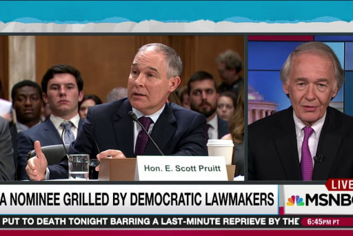 Trump EPA pick would face own lawsuit v EPA
