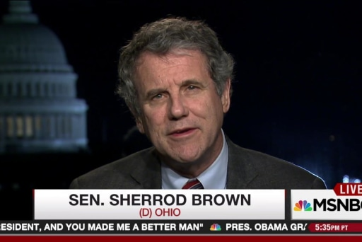 Brown: WH starting to look like Goldman...