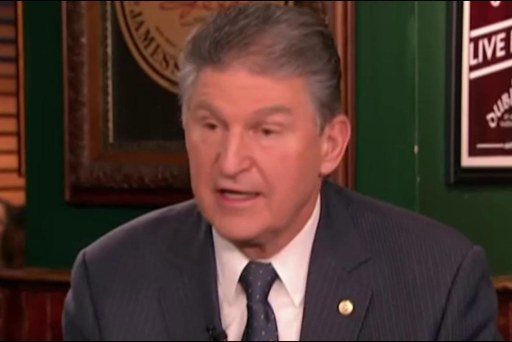 Manchin: I think we are going to move forward