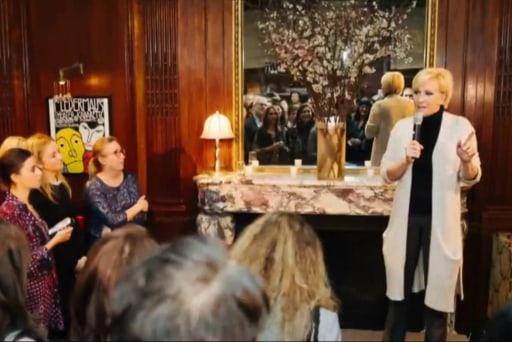 Mika attends UN Women for Peace event