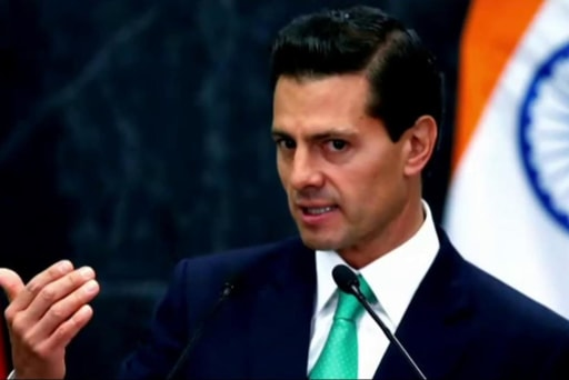 Mexican President cancels visit with Trump