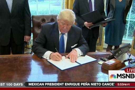Trump's flawed executive orders