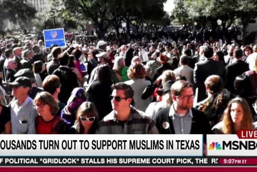 Anti-Trump concern sparks widespread activism