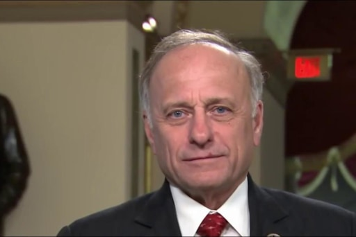 Rep. King: Trump has authority to say no...