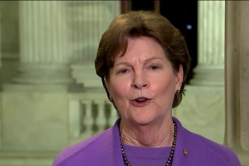 Sen. Shaheen: This is a totally made up...