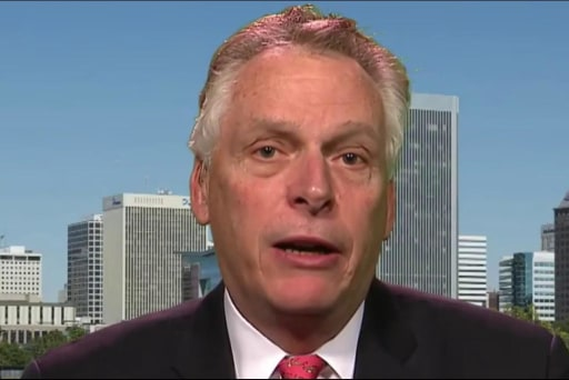 Virginia governor: Trump order dangerous...