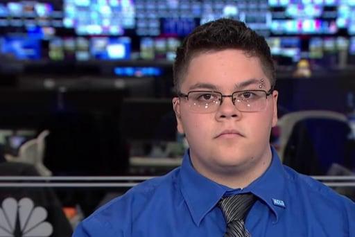 Transgender teen at heart of SCOTUS case...