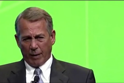 Boehner slams 'repeal and replace'