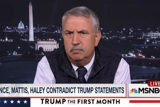 Thomas Friedman: Trump comments have been ...