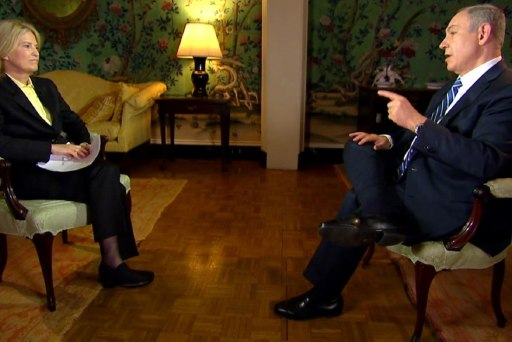 Greta speaks with Israeli PM Netanyahu