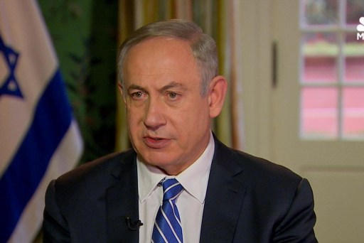Netanyahu on two-state solution: Labels...