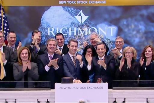 Stock market continues to break records