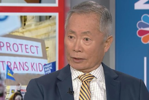 George Takei on transgender rights rollback