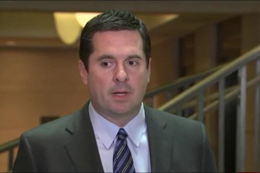 House Intel Chair Nunes cancels public...