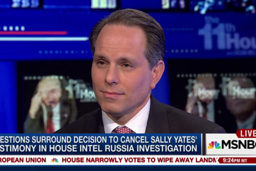 Jeremy Bash: Our system of checks and...
