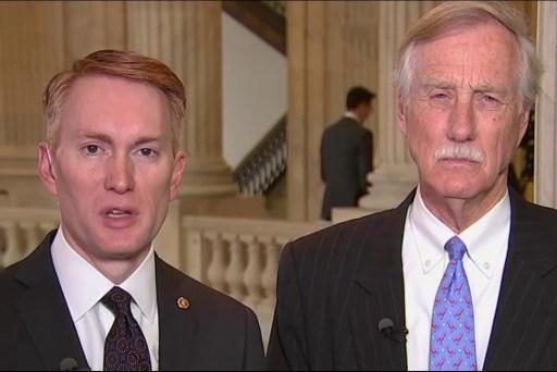 Senate intel leader: No question Russia...