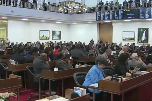 North Carolina HB2 Repeal Bill Passes...
