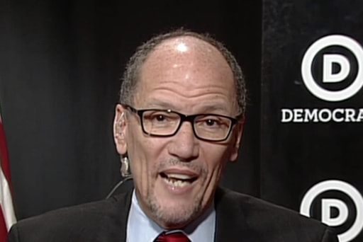 Tom Perez on Trump and the Dow