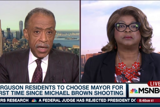Will Ferguson pick its first mayor of color?