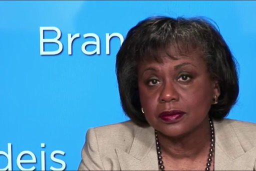 Anita Hill: Sexual harassment is a...