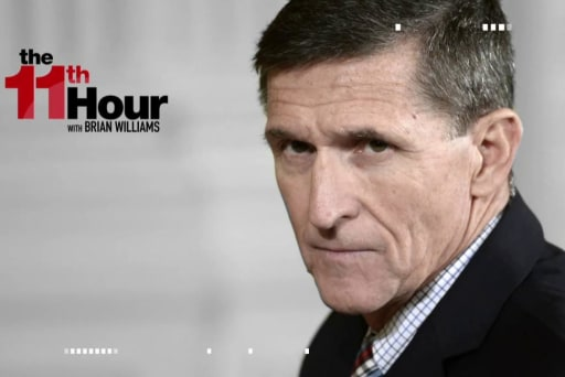 Fired Trump adviser Michael Flynn might...