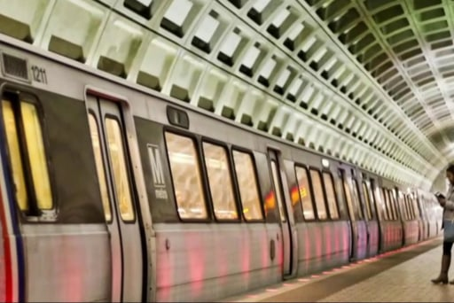 Chuck: How About Fewer Fires on DC Metro?