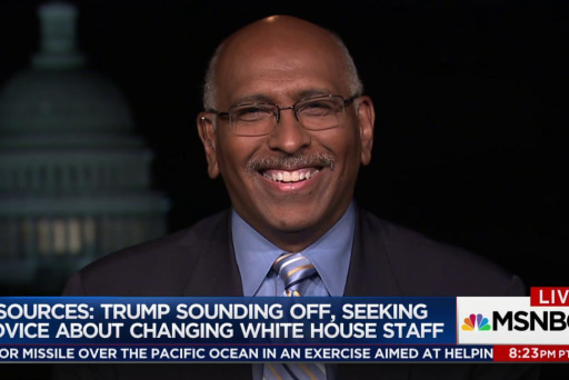 Michael Steele: Trump is the cause of...