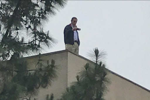 Why Darrell Issa retreated to his office...