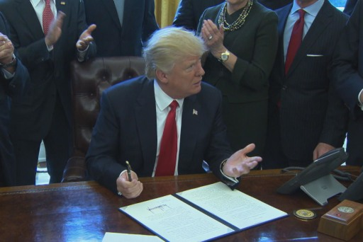 Trump EPA rejects ban on dangerous pesticide