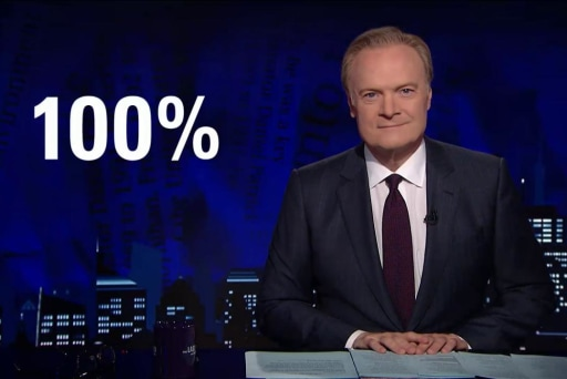 Lawrence: 'The president cannot learn'