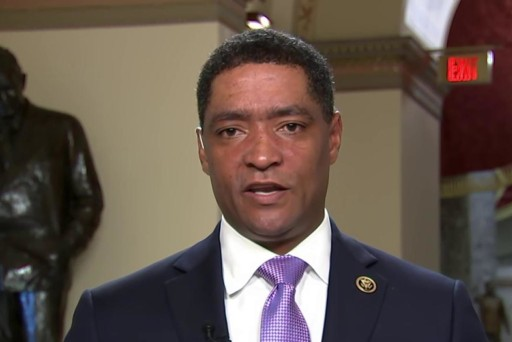 Dem says Pelosi's record stands against...