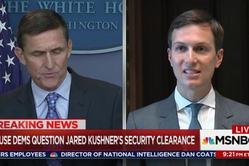 Senate Judiciary questions Kushner clearance