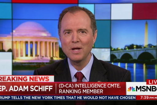 Schiff: Trump one-on-one with Putin 'risky'