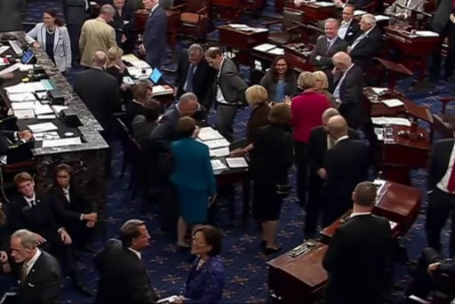 Senate Rejects Obamacare Repeal-Only Bill