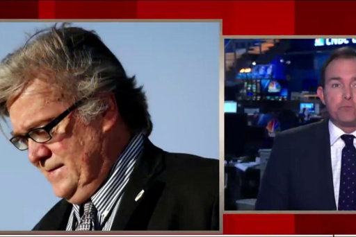 Bannon pushes higher tax rate for wealthy...