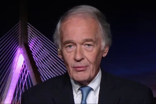 Sen. Markey: Trump needs to tone it down...