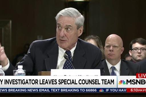 Prominent investigator exits Mueller team