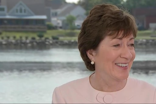Sen. Collins: 'Too Difficult To Say' If...