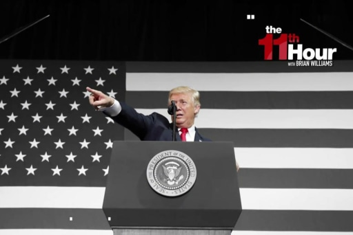 No specifics in Trump tax speech as he...