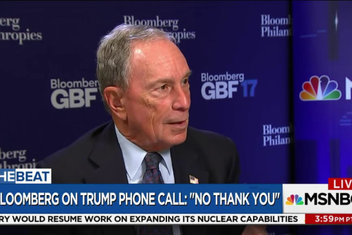 Bloomberg: Parts of Trump's job agenda go ...