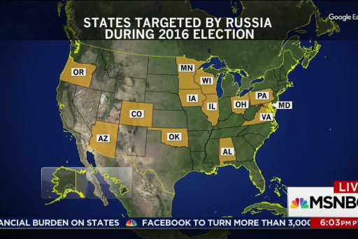 DHS begins notifying states about 2016 Russian hack attempts